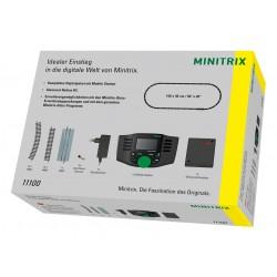 N-TRACK DIGITAL STARTER KIT FROM MINITRIX T11100