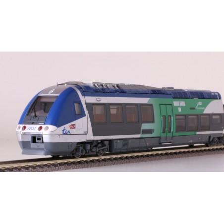 RAME AGC TER SNCF REGION AUVERGNE DE LS MODELS 10073
