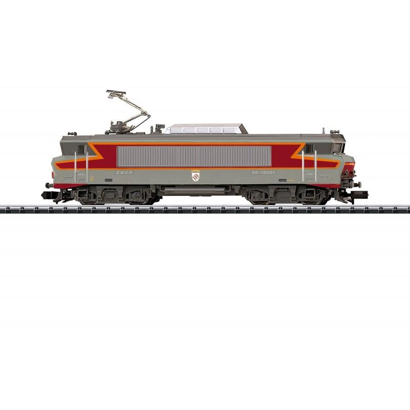 LOCOMOTIVE ELECTRIQUE BB 15000 SNCF ECHELLE N DE TRIX 16006