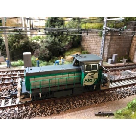 LOCOTRACTEUR Y 8000 SNCF DIGITAL SON DE ROCO 72009