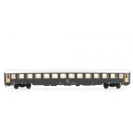 WAGON UIC-X 2EME CLASSE ECHELLE HO PAR ACME AC50788