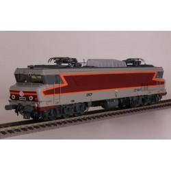 LOCOMOTIVE ELECTRIQUE CC 6517 SNCF SO DCC SONORE DE LS MODELS 10324DS