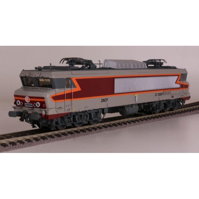 LOCOMOTIVE ELECTRIQUE CC 6567 SNCF DE LS MODELS 10328