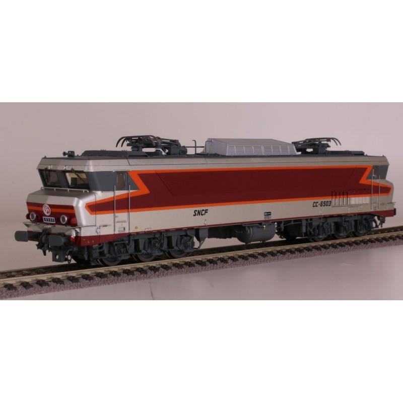 LOCOMOTIVE CC 6503 SNCF DIGITALE SONORE DE LS MODELS 10321DS