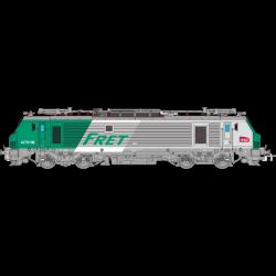 LOCOMOTIVE ELECTRIQUE BB 427011M FRET SNCF , Ep VI, LOGO CARMILLON, DIGITALE SONORE, PAR OSKAR OS2704DCCS