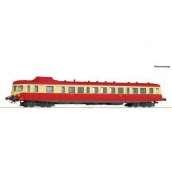 AUTORAIL X2800 SNCF ROUGE CREME DE ROCO 73008